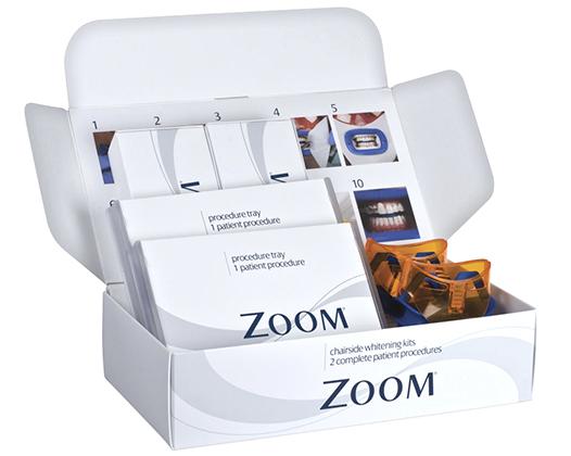 Отбеливание зубов Zoom — гарантия белоснежной улыбки