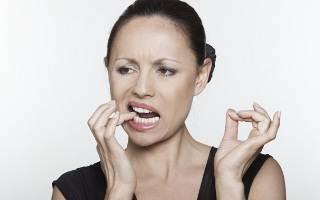 Зуб болит при нажатии