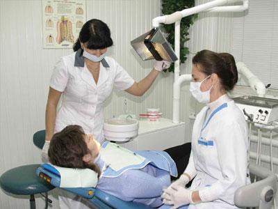 Лечение больного зуба